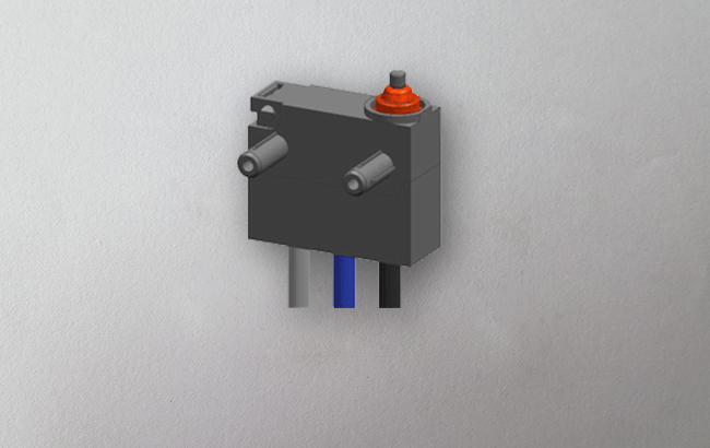 Waterproof type micro switch 1